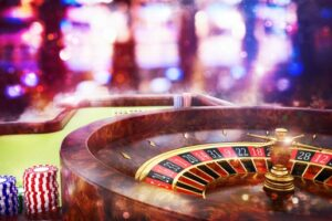 Playing roulette Casino X Games